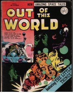 Out of This World (2nd Series) #4