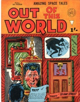 Out of This World (2nd Series) #10