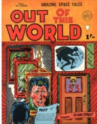 Out of This World (2nd Series) 1967 - 1968 #10