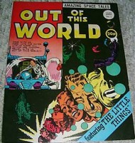 Out of This World (3rd Series) 1974 #1