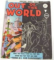Out of This World (3rd Series) 1974 #3
