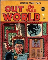 Out of This World (3rd Series) 1974 #5