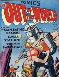 Out of This World Comics 1950 #1