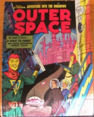 Outer Space 1961 - 1962 #2
