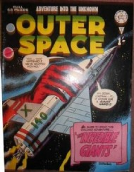 Outer Space 1961 - 1962 #3