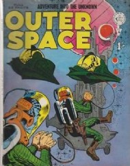 Outer Space 1961 - 1962 #4