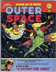 Outer Space 1961 - 1962 #5