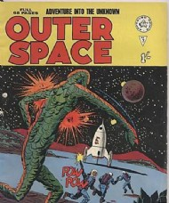 Outer Space 1961 - 1962 #7