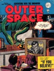 Outer Space 1961 - 1962 #9