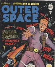 Outer Space 1961 - 1962 #10