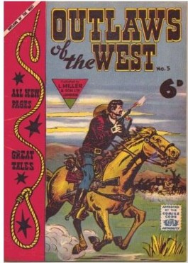 Outlaws of the West #5