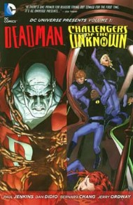 DC Universe Presents: Deadman and Challengers of the Unknown 2012 #1