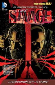 DC Universe Presents: Vandal Savage 2013 #1
