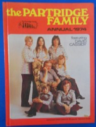 Partridge Family Annual 1974 - 1975 #1974