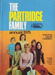 Partridge Family Annual 1974 - 1975 #1975