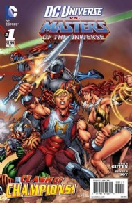DC Universe Vs. Masters of the Universe 2013 - 2014 #1