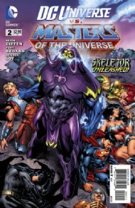 DC Universe Vs. Masters of the Universe 2013 - 2014 #2