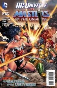 DC Universe Vs. Masters of the Universe 2013 - 2014 #3