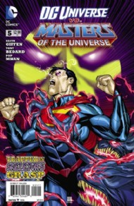 DC Universe Vs. Masters of the Universe 2013 - 2014 #5