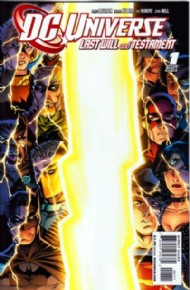 DC Universe: Last Will and Testament 2008 #1