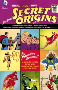 DC Universe: Secret Origins 2012 #0