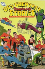 Dc's Greatest Imaginary Stories 2005 #1