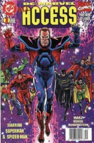 Dc/Marvel: All Access 1996 - 1997 #1