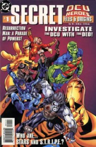 Dcu Heroes Secret Files 1999 #1