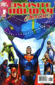 Dcu Infinite Holiday Special 2007 #1