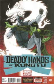 Deadly Hands of Kung Fu 2014 #3