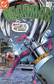 Deadman (Series One) 1985 #3