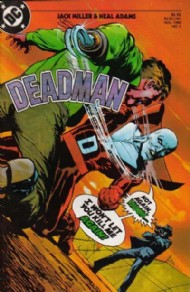 Deadman (Series One) 1985 #4