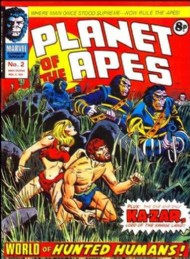 Planet of the Apes 1974 - 1977 #2