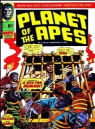Planet of the Apes 1974 - 1977 #3