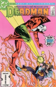 Deadman (Series Two) 1986 #4