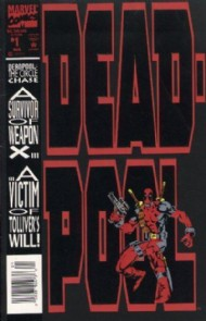 Deadpool (1st Series) 1993 #1