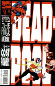 Deadpool (1st Series) 1993 #2