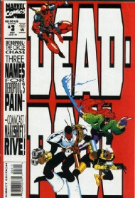 Deadpool (1st Series) 1993 #3