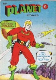 Planet Stories 1961 - 1962 #1