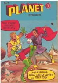 Planet Stories 1961 - 1962 #2