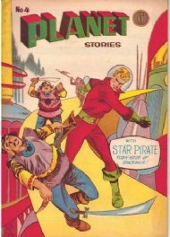 Planet Stories 1961 - 1962 #4