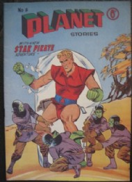 Planet Stories 1961 - 1962 #5