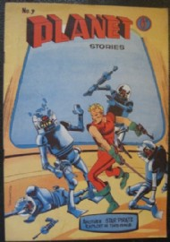 Planet Stories 1961 - 1962 #9