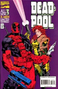 Deadpool (2nd Series) 1994 #3