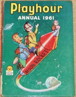 Playhour Annual #1961