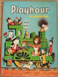 Playhour Annual 1957 - 1986 #1963