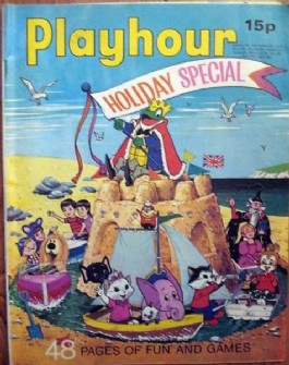 Playhour Holiday Special #1974
