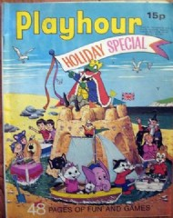 Playhour Holiday Special 1974 - 1979 #1974