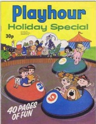 Playhour Holiday Special 1974 - 1979 #1979