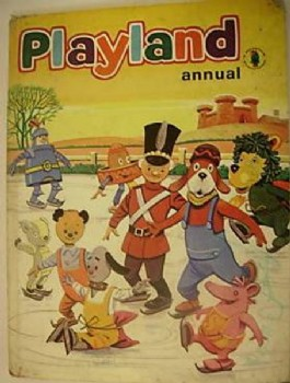 Playland Annual #1972